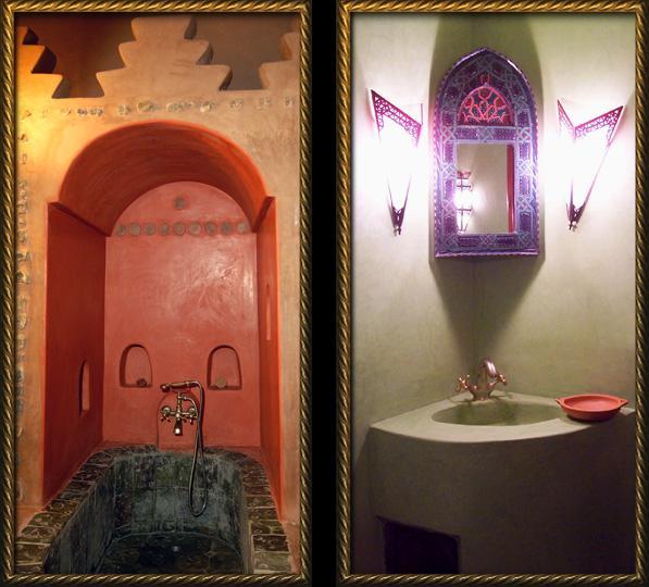 Salle De Bain Decoration Marocaine : marocaine donnera des airs de Mille et une nuits à votre salle de …
