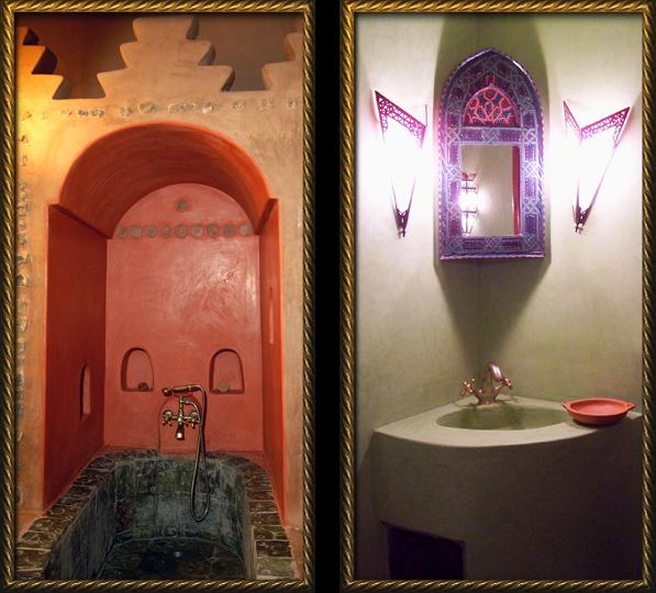 une salle de bain marocaine - Decoration Chambre Maison idee deco 2012 ...